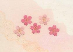 画像1: 日本刺繍キットNo.001『桜』